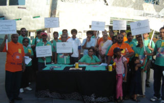 World Braille Day Walk a ton Awareness Events