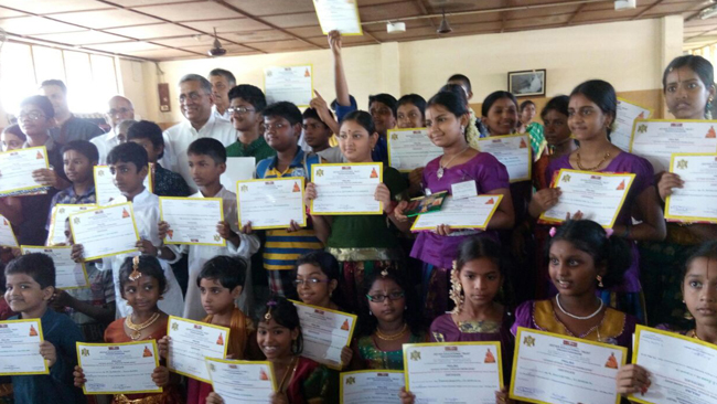 Prajna Summer Camp Conducted in Various Places