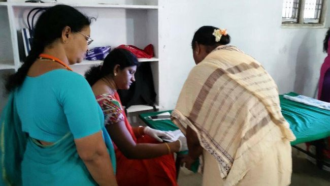 Free Cancer Camp Conducted For Cancer Awareness in Prakasam District
