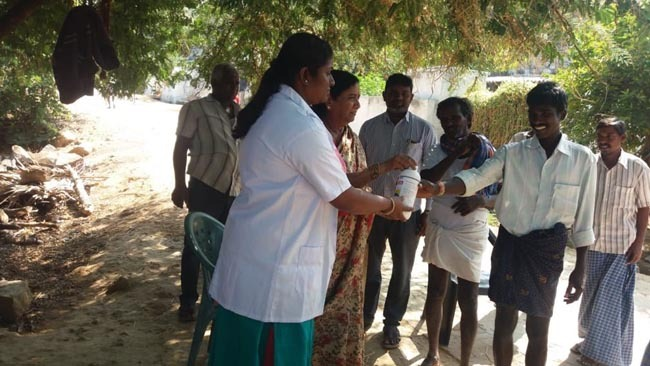 Timely Veterinary Camps to Animals rescue
