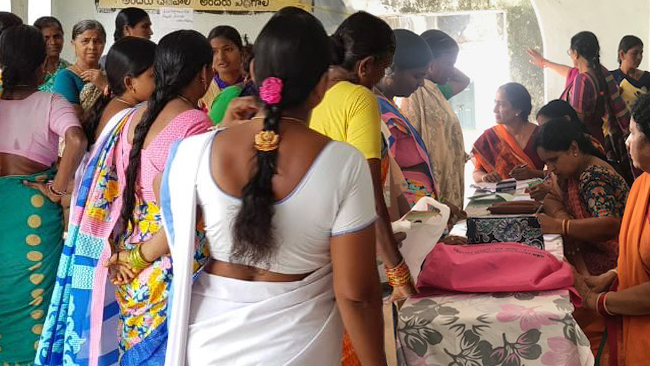 Women health camp conducted on International womens day