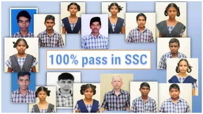 Nethraits showed their excellence in SSC 2019 Results