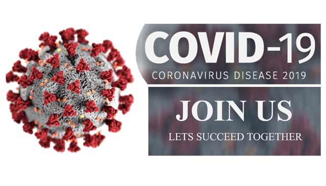 Covid 19 LETS SUCCEED TOGETHER