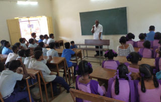Prajna Program at Visakhapatnam Mvds High School 3