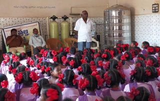 Prajna Program at Pachipenta Govt High school