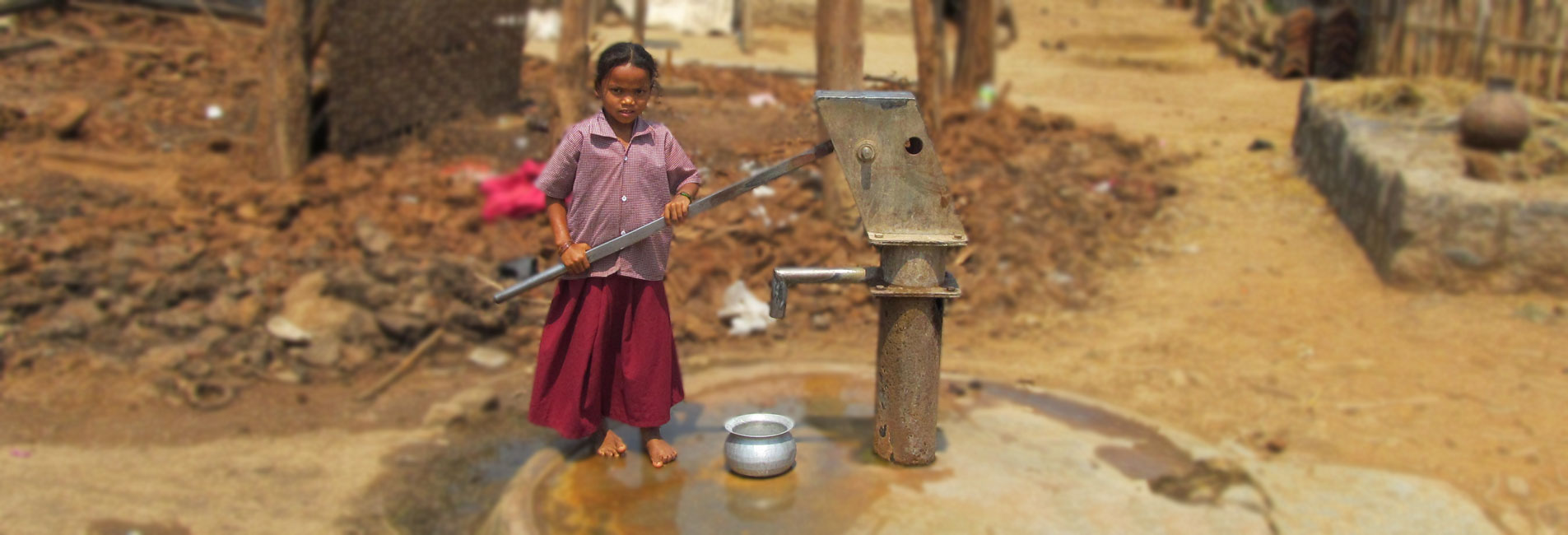 Drinking water For Remote Areas