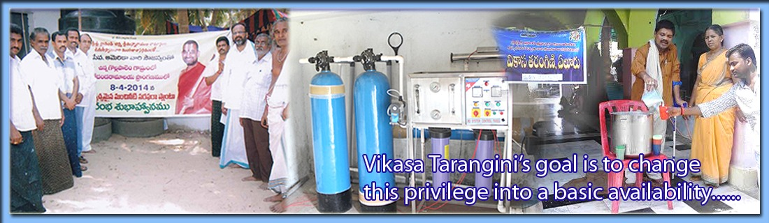 Mineral RO Water Plant