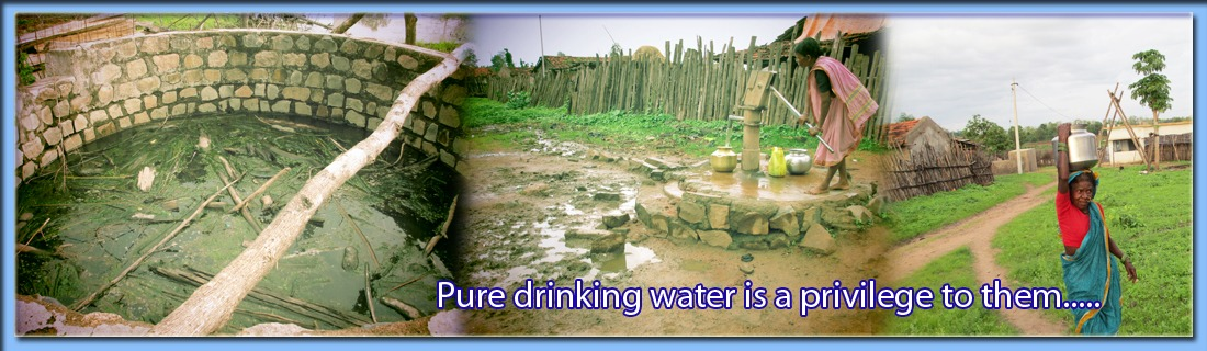 Safe Water For Poor Remote areas
